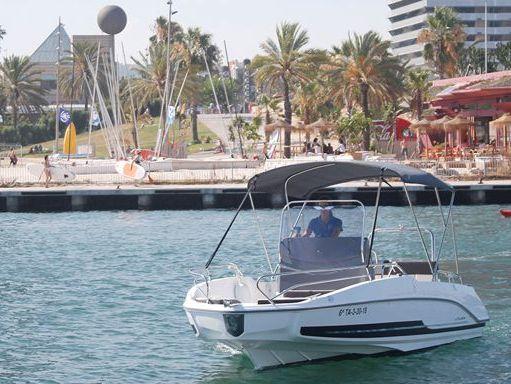 Speedboat Beneteau Flyer 5.5 · 2018 (1)