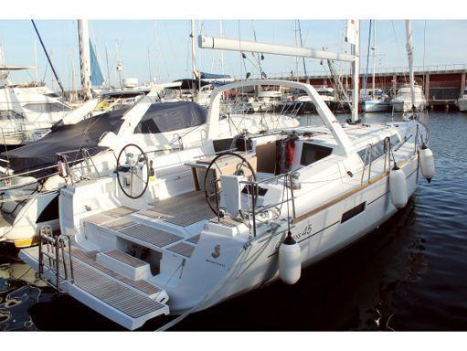 Sailboat Beneteau Oceanis 45 · 2019 (0)