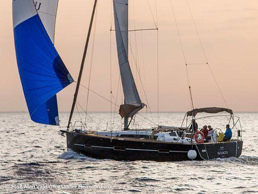 Sailboat Dufour 460 Grand Large · 2019 (1)