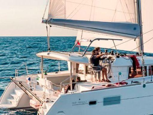 Catamaran Lagoon 400 S2 · 2017 (4)