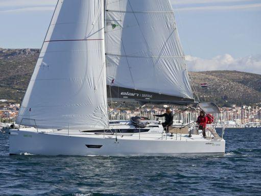 Sailboat Elan E4 (2017) (0)