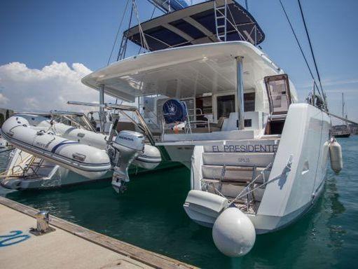Catamaran Lagoon 52 · 2018 (1)