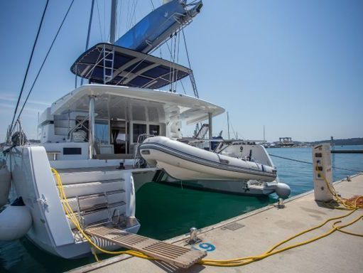 Catamaran Lagoon 52 · 2018 (2)