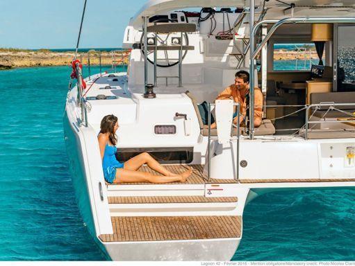 Catamaran Lagoon 42 · 2019 (1)