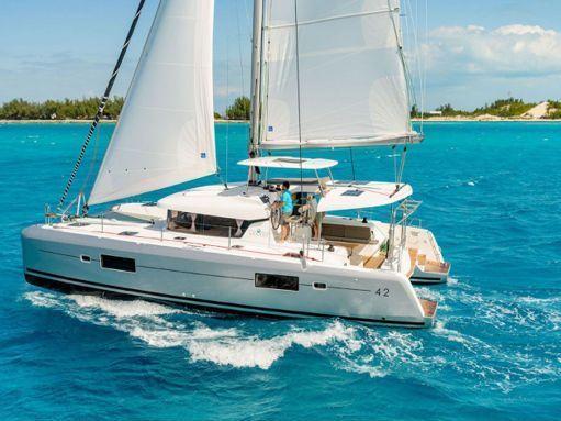 Catamaran Lagoon 42 · 2019 (4)