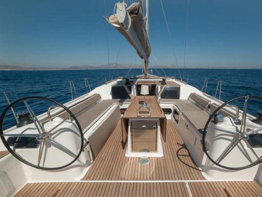 Barca a vela Dufour 560 · 2015 (4)
