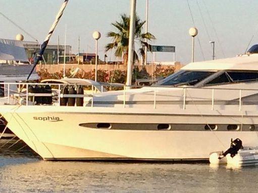 Motorboat Astondoa 50 GLX · 1993 (refit 1993) (0)
