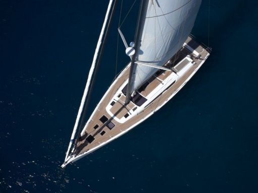 Barca a vela Dufour 560 · 2015 (1)