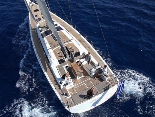 Barca a vela Dufour 560 · 2015 (2)