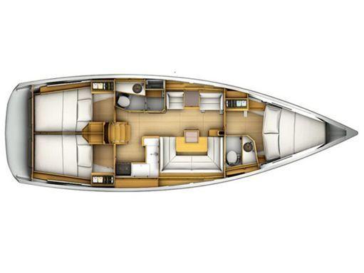 Sailboat Jeanneau Sun Odyssey 409 · 2012 (0)