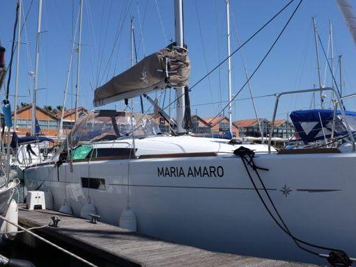 Sailboat Jeanneau 349 · 2018 (1)