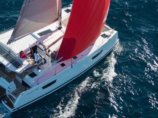 Catamaran Fountaine Pajot Astrea 42 · 2020 (0)