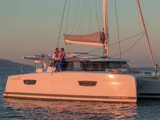 Catamaran Fountaine Pajot Astrea 42 · 2020 (2)