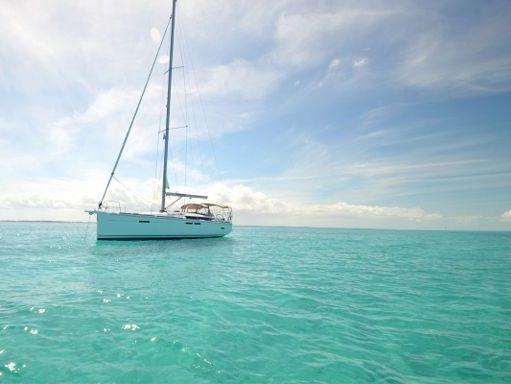 Sailboat Jeanneau Sun Odyssey 440 · 2016 (1)