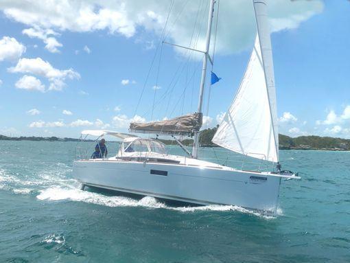 Sailboat Jeanneau 349 · 2018 (0)