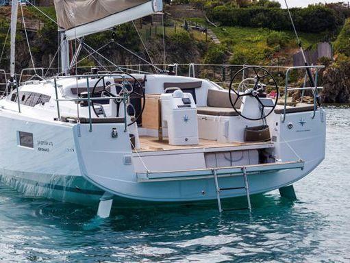 Sailboat Jeanneau Sun Odyssey 410 · 2019 (0)