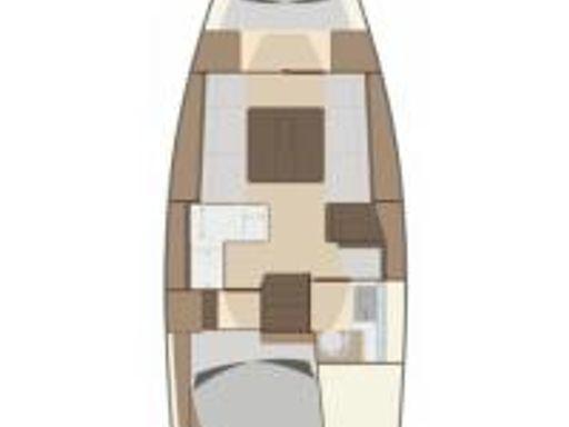 Sailboat Dufour 335 Grand Large · 2013 (1)