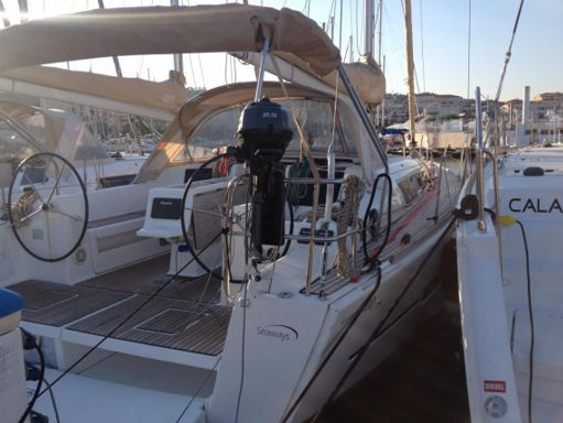 Sailboat Dufour 410 · 2014 (2)
