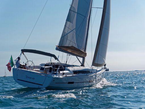 Sailboat Dufour 412 Grand Large · 2020 (4)
