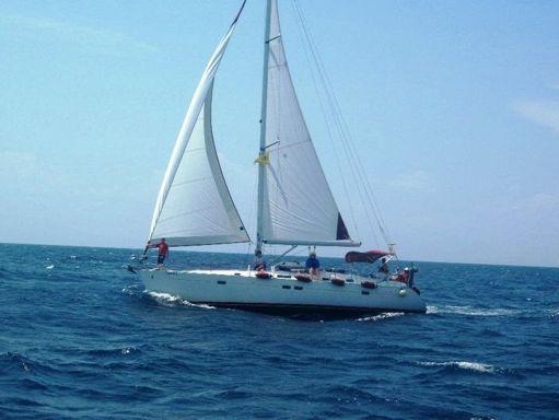 Sailboat Beneteau Oceanis 411 · 2001 (0)