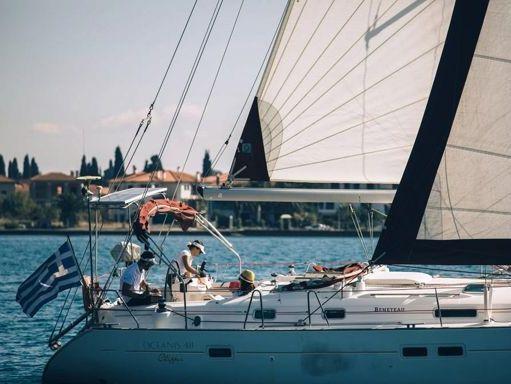 Sailboat Beneteau Oceanis 411 · 2001 (4)