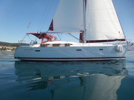 Sailboat Beneteau Oceanis Clipper 393 (2006) (2)
