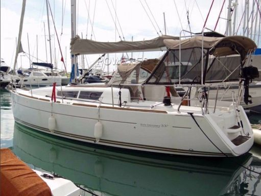 Sailboat Jeanneau Sun Odyssey 33 i · 2013 (1)