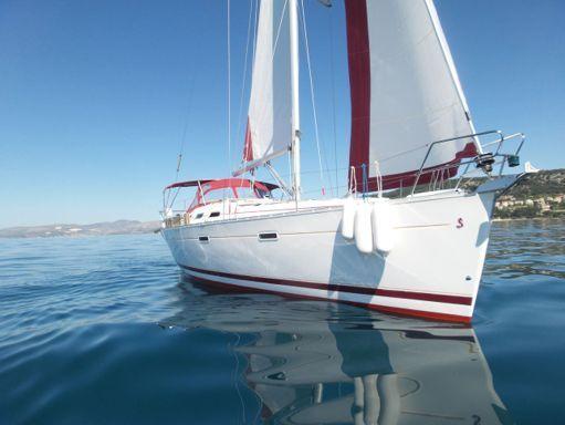 Sailboat Beneteau Oceanis Clipper 393 (2006) (0)