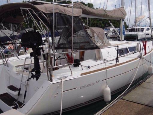 Sailboat Jeanneau Sun Odyssey 33 i · 2013 (4)