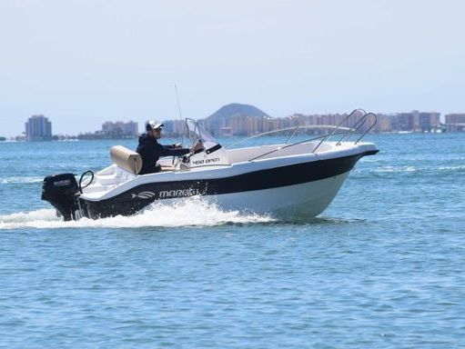 Speedboat Mareti 450 Open · 2018 (refit 2020) (1)