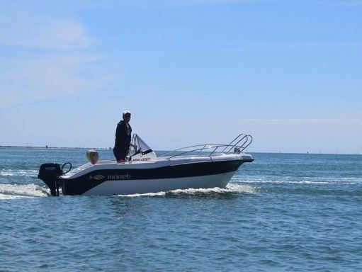 Speedboat Mareti 450 Open · 2018 (4)