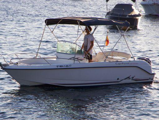 Motorboat Ferretti 650 Open · 2009 (0)
