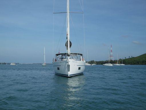 Sailboat Bavaria Cruiser 45 · 2018 (1)