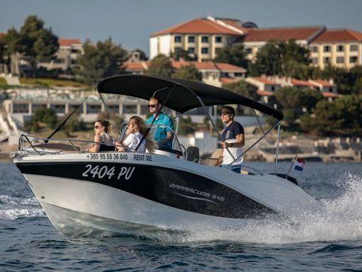 Sportboot Barracuda 545 Open - 2017 (Umbau 2021) (1)