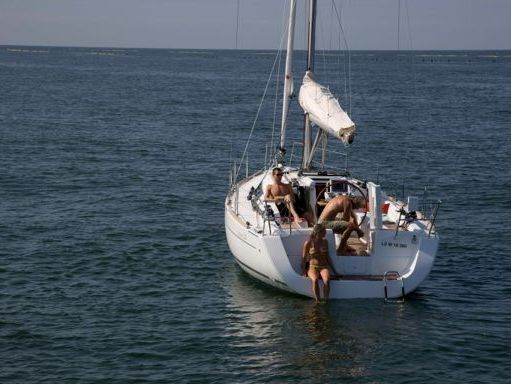 Sailboat Beneteau Oceanis 34 · 2016 (1)
