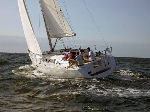 Sailboat Beneteau Oceanis 34 · 2016 (2)