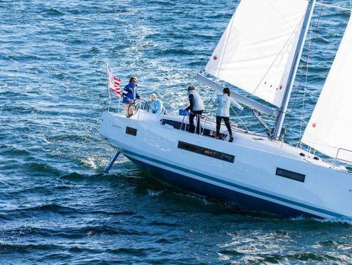 Sailboat Jeanneau Sun Odyssey 490 · 2019 (2)