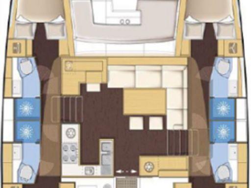 Catamaran Lagoon 450 F · 2019 (2)