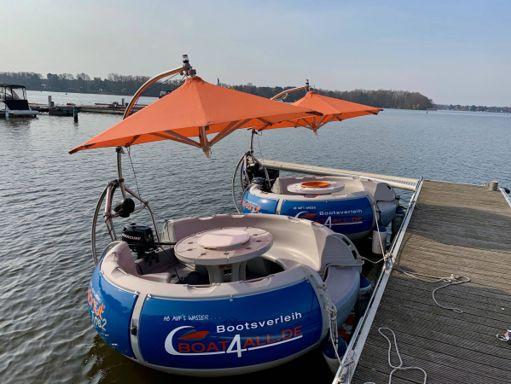Motorboat bbq-donut Grillboot Type 2 · 2014 (0)