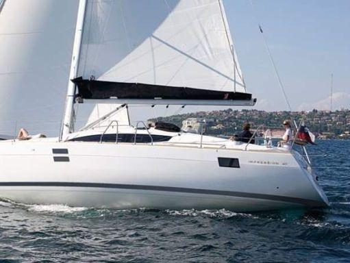Sailboat Elan Impression 40 · 2019 (1)