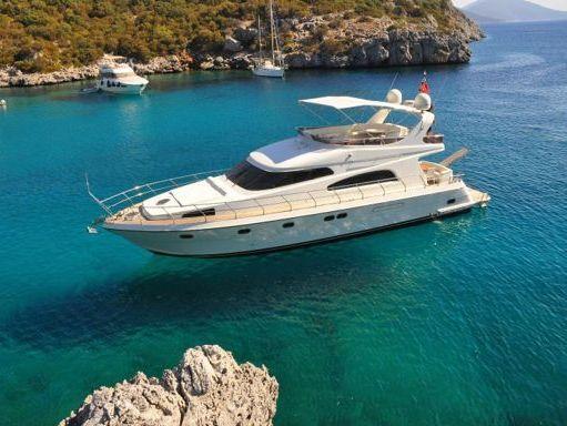 Motorboat Motoryacht Motoryacht · 2011 (0)