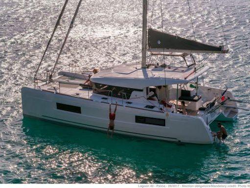 Catamaran Lagoon 40 · 2020 (2)