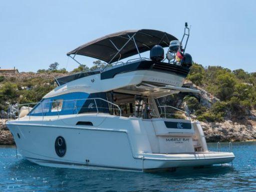Motorboat Beneteau Monte Carlo 4 · 2017 (2)