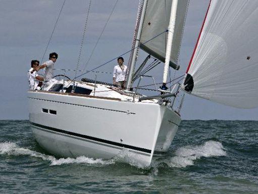 Barca a vela Dufour 375 · 2013 (1)