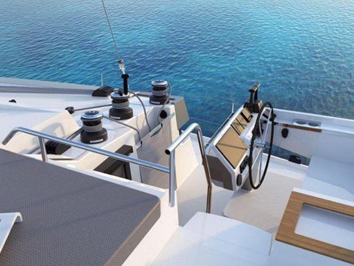 Catamaran Fountaine Pajot 45 · 2020 (2)