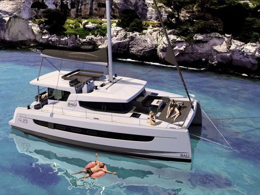 Catamaran Bali 4.8 · 2020 (0)