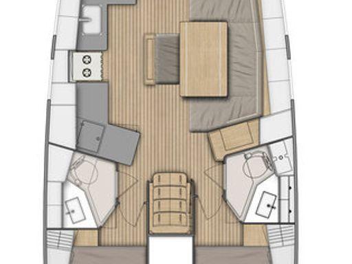 Sailboat Beneteau Oceanis 461 · 2020 (2)