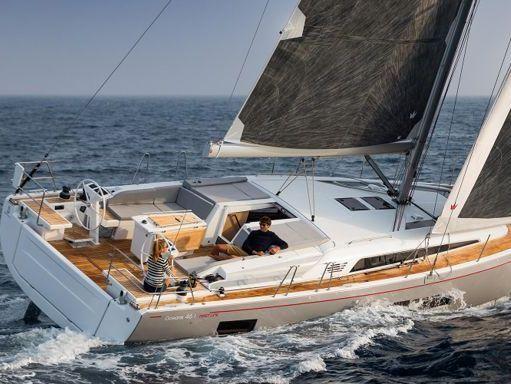 Sailboat Beneteau Oceanis 461 · 2020 (1)