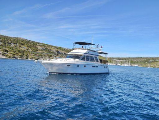 Motorboot Yaretti 1570 Heck · 1995 (Umbau 2015) (0)
