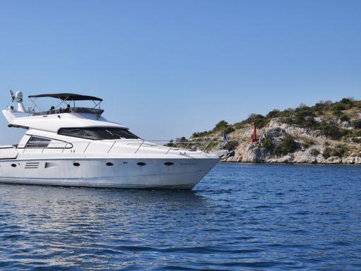 Motorboot Johnson 56 · 1998 (Umbau 2015) (2)
